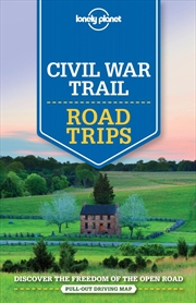 Lonely Planet Civil War Trail Road Trips | Paperback Book