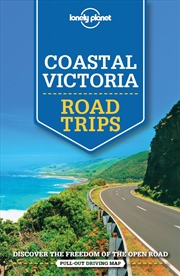 Lonely Planet Coastal Victoria Road Trips | Paperback Book