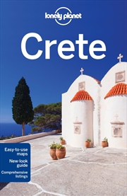 Lonely Planet Crete | Paperback Book
