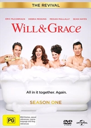 Will And Grace - The Revival - Season 1