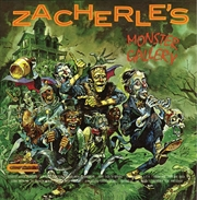 Zacherles Monster Gallery | Vinyl