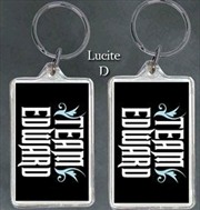 Twilight - Lucite Keychain D Team Edward | Accessories