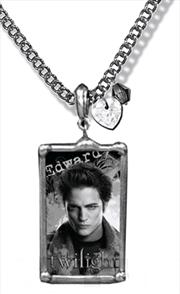 Twilight - Jewellery Charm Necklace Edward Cullen | Apparel