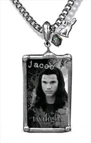 Twilight - Jewellery Charm Necklace Jacob | Apparel