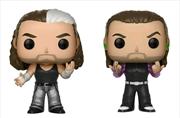 WWE - Hardy Boyz - 2 Pack