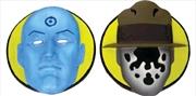Watchmen - Magnet Sculpted Resin - Set of 2