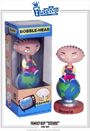 Family Guy - Stewie Wacky Wobbler | Merchandise