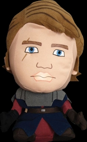 Star Wars - The Clone Wars - Anakin Skywalker Deformed Plush | Merchandise