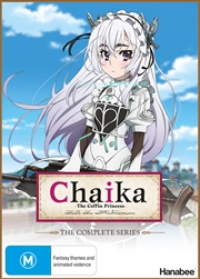 Chaika - The Coffin Princess Boxset
