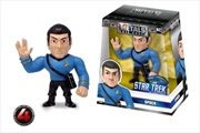 "Star Trek: The Original Series - Spock 4"" Metals 