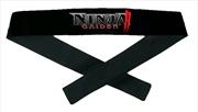 Ninja Gaiden - Logo Headband | Merchandise