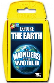 The Wonders of the World - Top Trumps | Merchandise