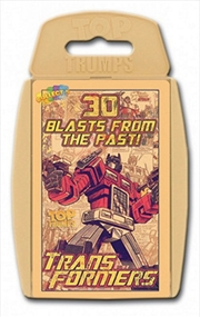 Transformers - Top Trumps | Merchandise