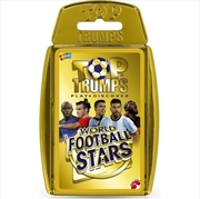World Football Stars - Top Trumps