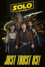 Solo - A Star Wars Story - Group | Merchandise