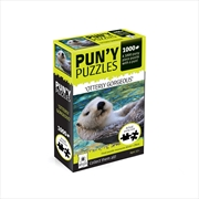 Otterly Gorgeous - Pun'y Puzzles