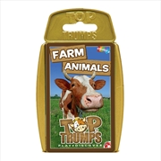 Farm Animals - Top Trumps