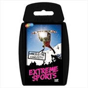 Extreme Sports - Top Trumps | Merchandise