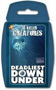 Deadliest Down Under - Top Trumps