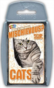 Cats - Top Trumps
