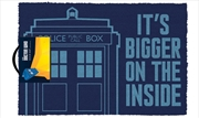 Doctor Who - Bigger Inside | Merchandise