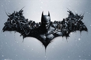 Batman Arkham Origins - Bat