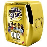 World Football Stars QUIZ - Top Trump
