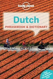 Lonely Planet Dutch Phrasebook And  Dictionary | Paperback Book