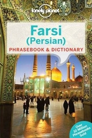 Lonely Planet Farsi (Persian) Phrasebook And Dictionary | Paperback Book