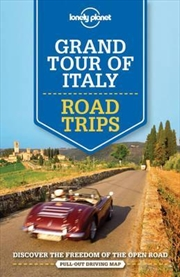 Lonely Planet Grand Tour of Italy Road Trips | Paperback Book