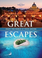 Great Escapes | Paperback Book