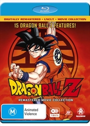 Dragon Ball Z - Collection - Remastered - Uncut