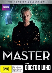 Doctor Who - The Master | The Monster Collection