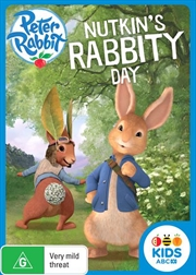 Peter Rabbit - Nutkin's Rabbity Day | DVD
