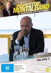 Inspector Montalbano - Vol 9
