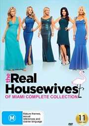 Real Housewives Of Miami - Season 1-3 | Boxset, The | DVD
