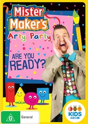 Mister Maker's Arty Party - You Ready?