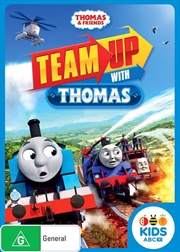 Thomas and Friends - Team Up With Thomas | DVD
