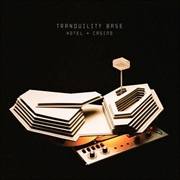 Tranquility Base Hotel And Casino | CD