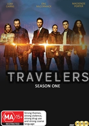 Travelers - Season 1 | DVD