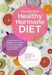 Australian Healthy Hormone Diet | Paperback Book