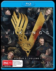 Vikings - Season 5 - Part 1 (SANITY EXCLUSIVE)