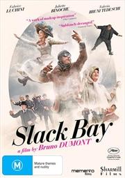Slack Bay   DVD