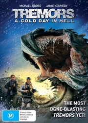 Tremors - A Cold Day In Hell | DVD