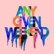 Any Given Weekend | Vinyl