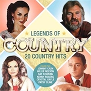 Legends Of Country -Volume 2 | CD
