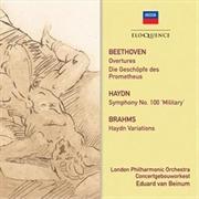 Beethoven, Haydn, Brahms - Orchestral Works