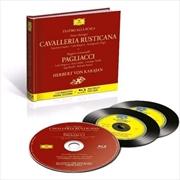 Mascagni - Cavalleria Rusticana / Leoncavallo - Pagliacci - Limited Deluxe Edition