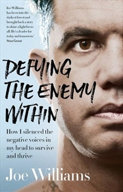 Defying The Enemy Within | Paperback Book