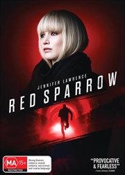 Red Sparrow | DVD